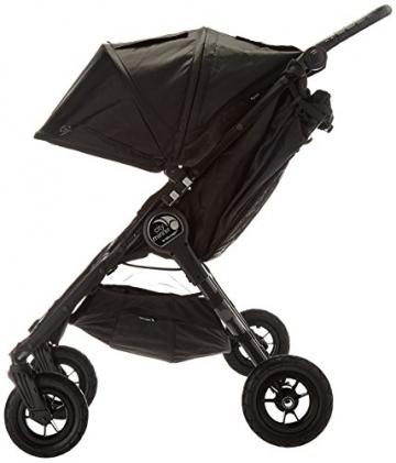 Baby Jogger 2016 City Mini Gt Double Stroller Black Black